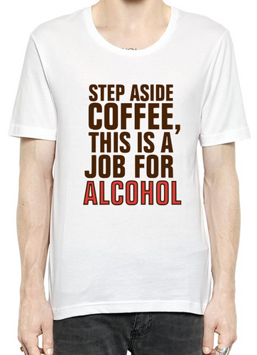 Alcohol Inspired T-Shirt