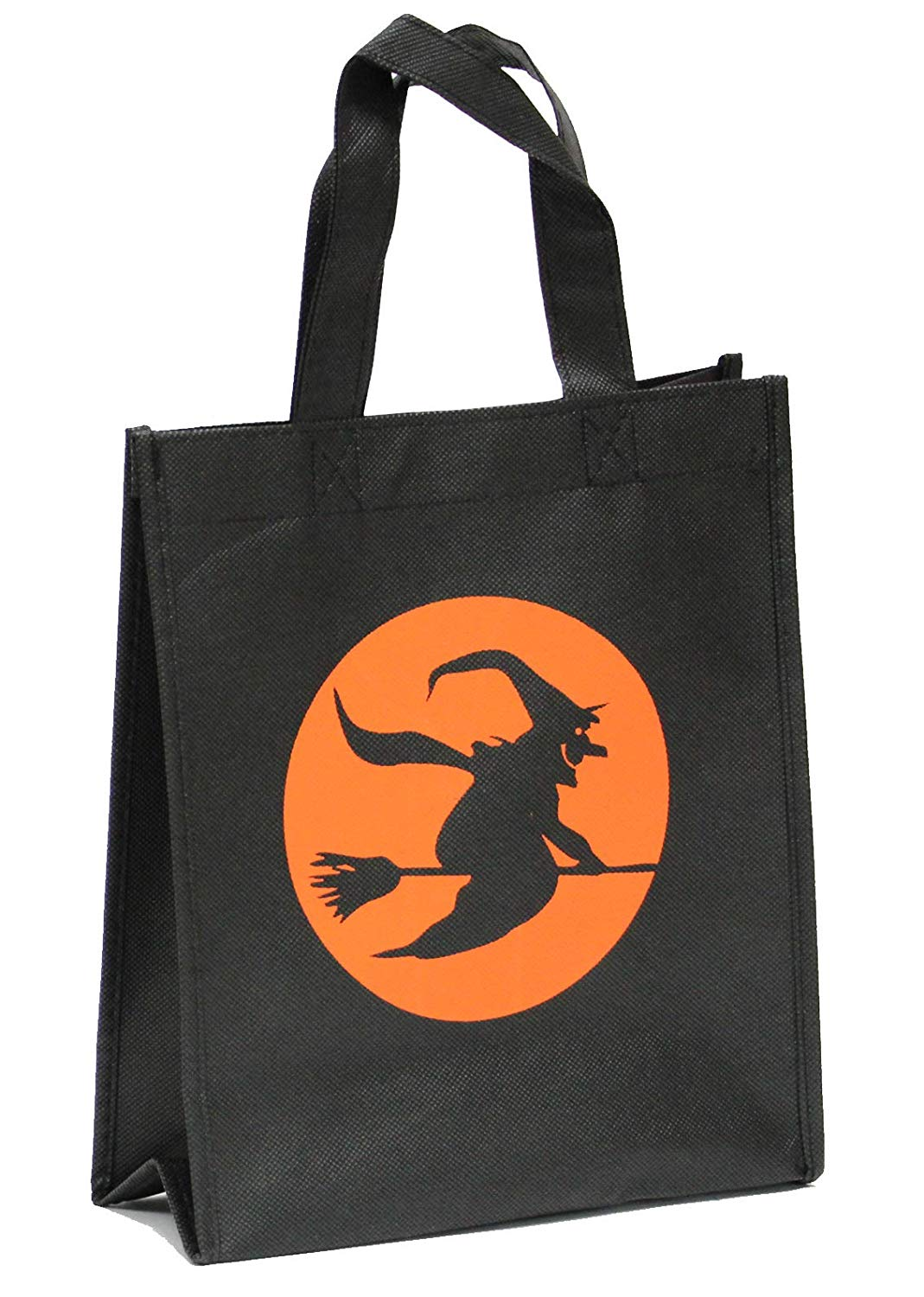 Halloween Reusable Trick or Treat Candy Bag [Black Moon]