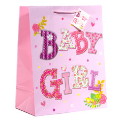 BABY LOVE SMALL BABY SHOWER GIFT BAG