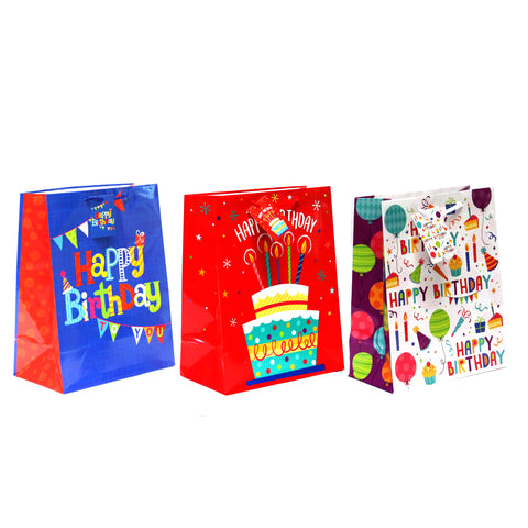 ALL ABOUT YOU BIRTHDAY GIFT BAGS