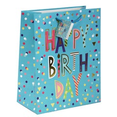 B-DAY BASH BIRTHDAY GIFT BAGS