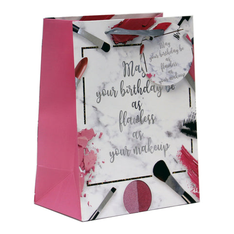 B-DAY KISSES MEDIUM GIFT BAGS