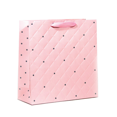TRUE LOVE MEDIUM EMBOSSING PASTEL GIFT BAGS