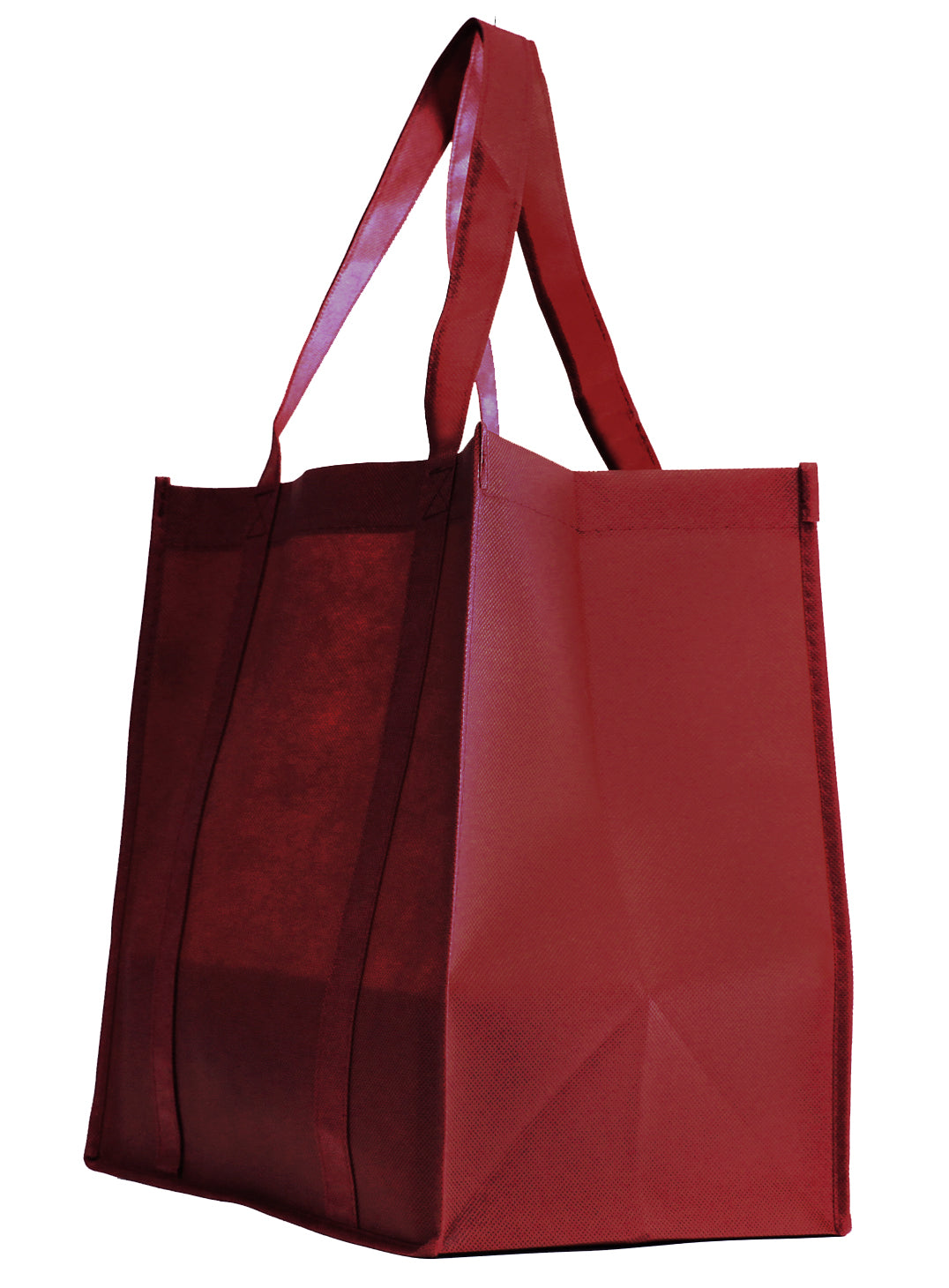 Non-Woven Bag, reusable grocery bag, fabric bags, reusable non-woven tote bags, burgundy grocery bags, school bags, lunch bags