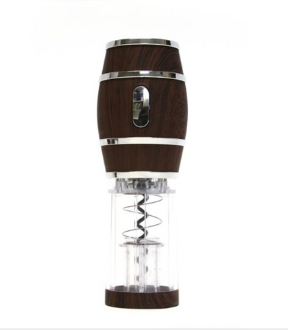 Barrel Shape Electric Wine Opener
