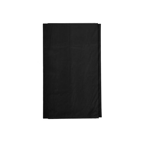 Heavy Duty Rectangular Table Cover [Black]
