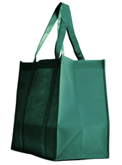 Non-Woven Bag, reusable grocery bag, fabric bags, reusable non-woven tote bags, dark green grocery bags, school bags, lunch bags
