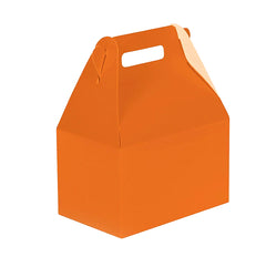 24 CT | Orange Gable Box for Halloween
