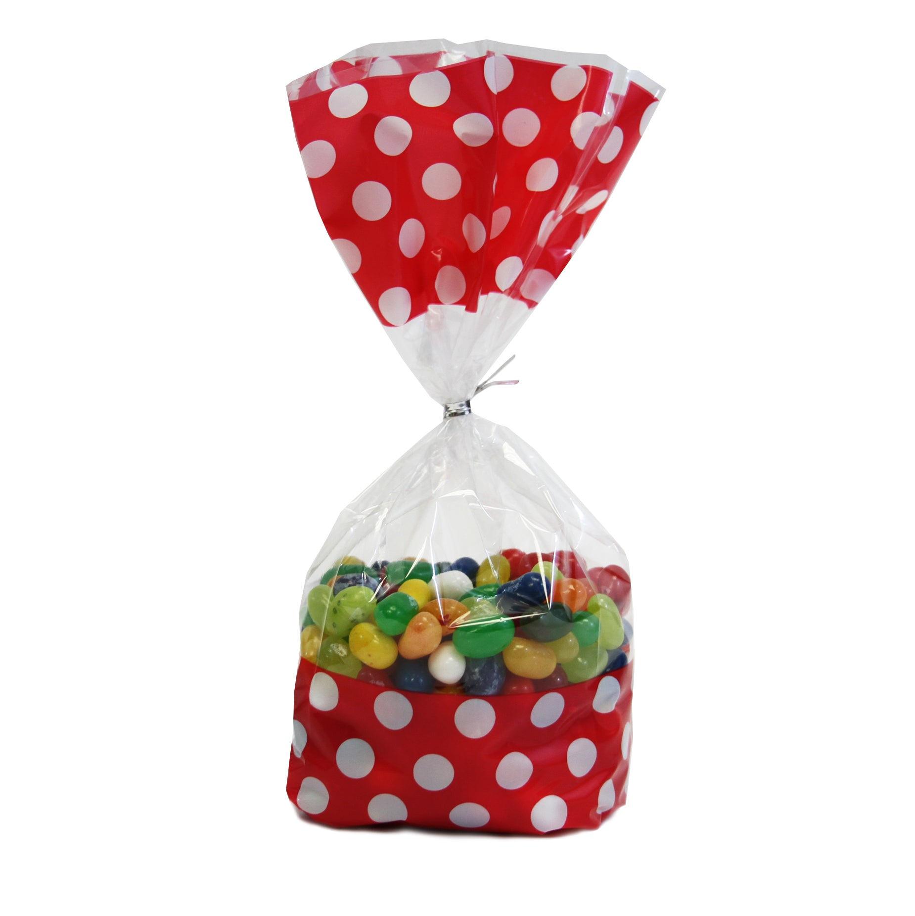 Small Polka Dot Favor Bags