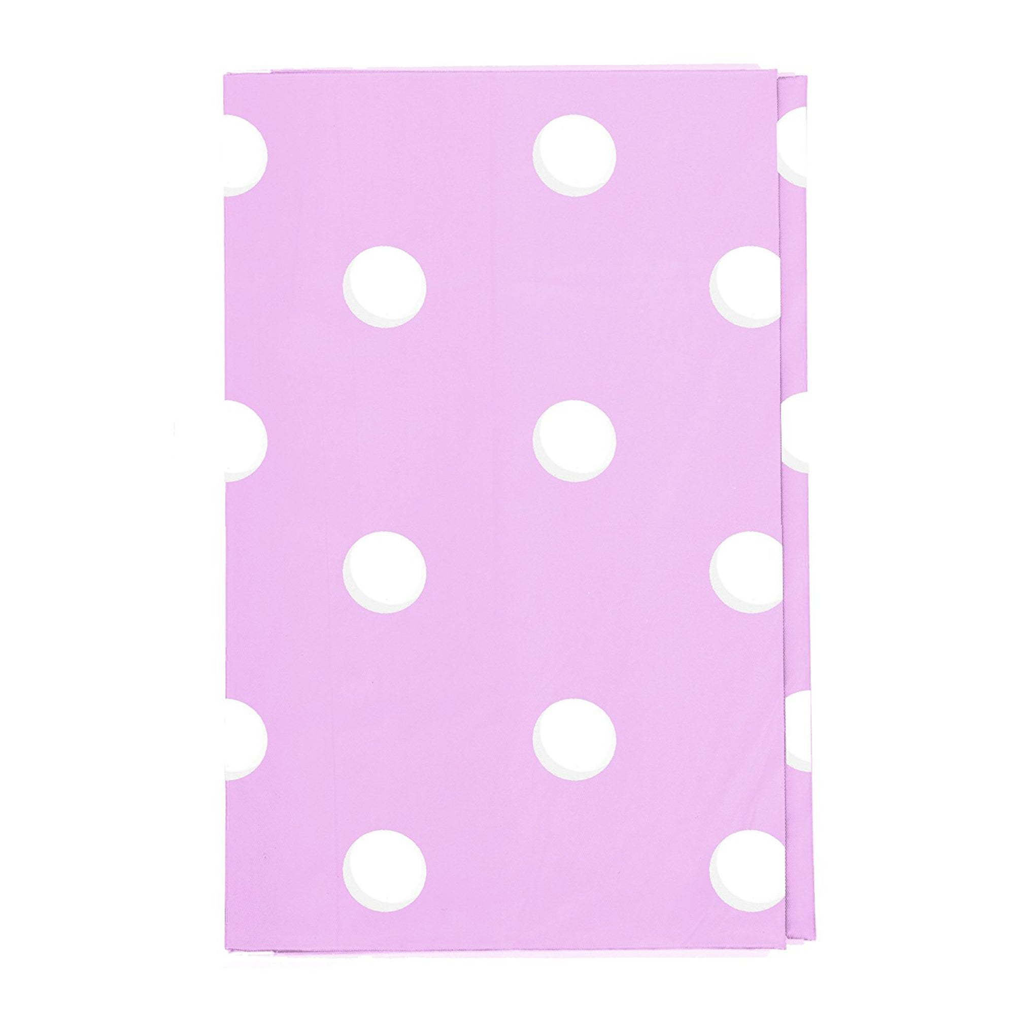 POLKA DOT HEAVY DUTY TABLE COVERS