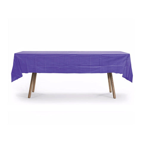 Heavy Duty Rectangular Table Cover [Purple]