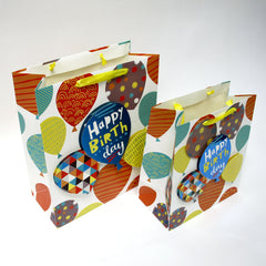 FLOAT AWAY BIRTHDAY GIFT BAGS