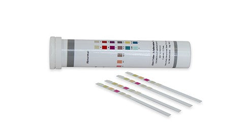 7-Parameter Adulteration Strip - Vial of 25 - Teststock.co
