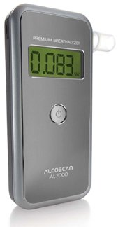 AlcoMate Breathalyzer Kit - D.O.T. Approved - Teststock.co