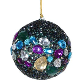 Green Jewel bauble