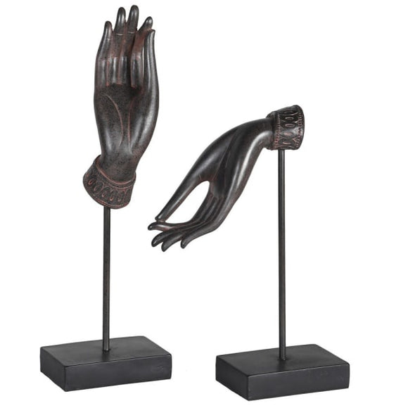 Dancing Hands Sculpture