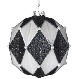 Harlequin bauble