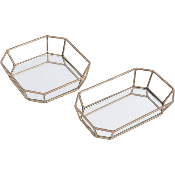 Mirror Trinket Tray