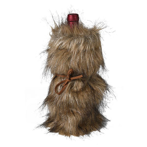 Fur Bottle Bag
