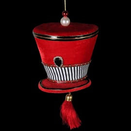 Red Nutcracker hat