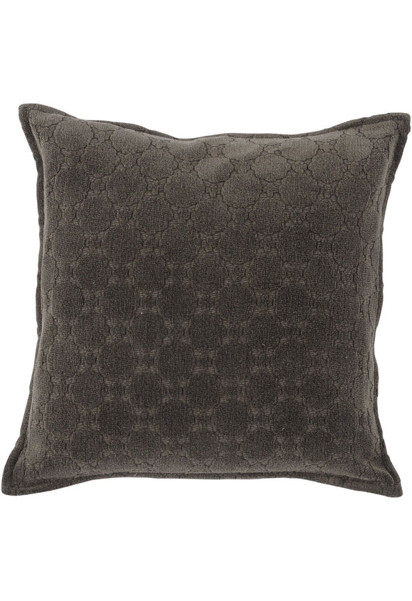Marrakesh Cushion Charcoal