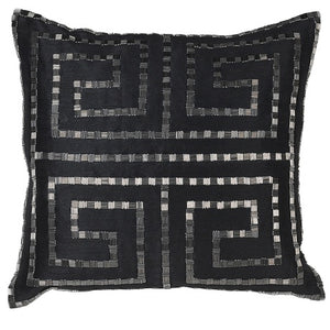 Key Beaded cushion