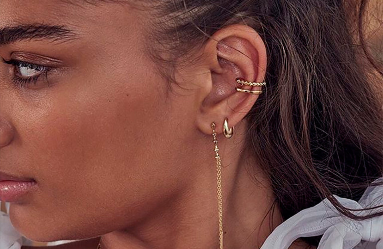 Ear Cuffs are BACK in Style!