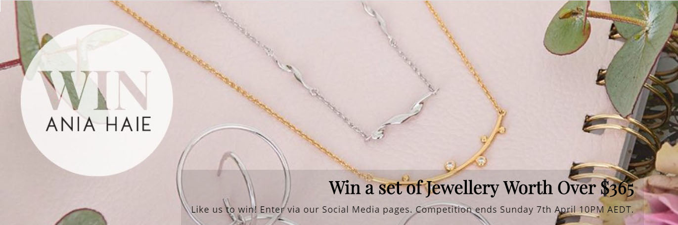 Win a set of Jewellery Worth Over $365