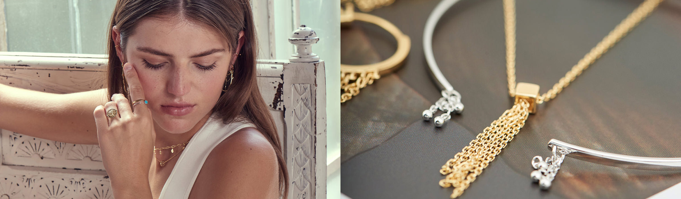 Fringe Appeal Jewellery Collection by Ania Haie