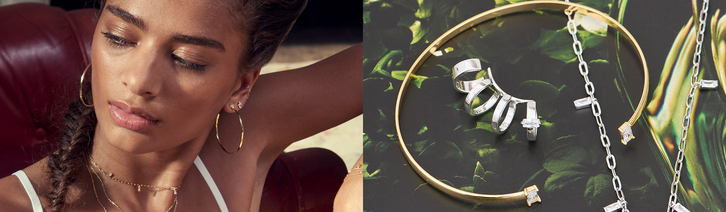 Glow Getter Jewellery Collection by Ania Haie