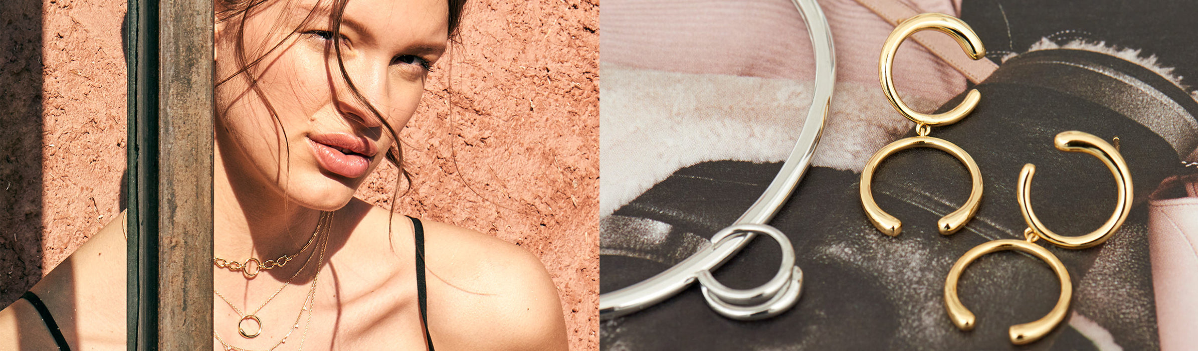 Luxe Minimalism Jewellery Collection by Ania Haie