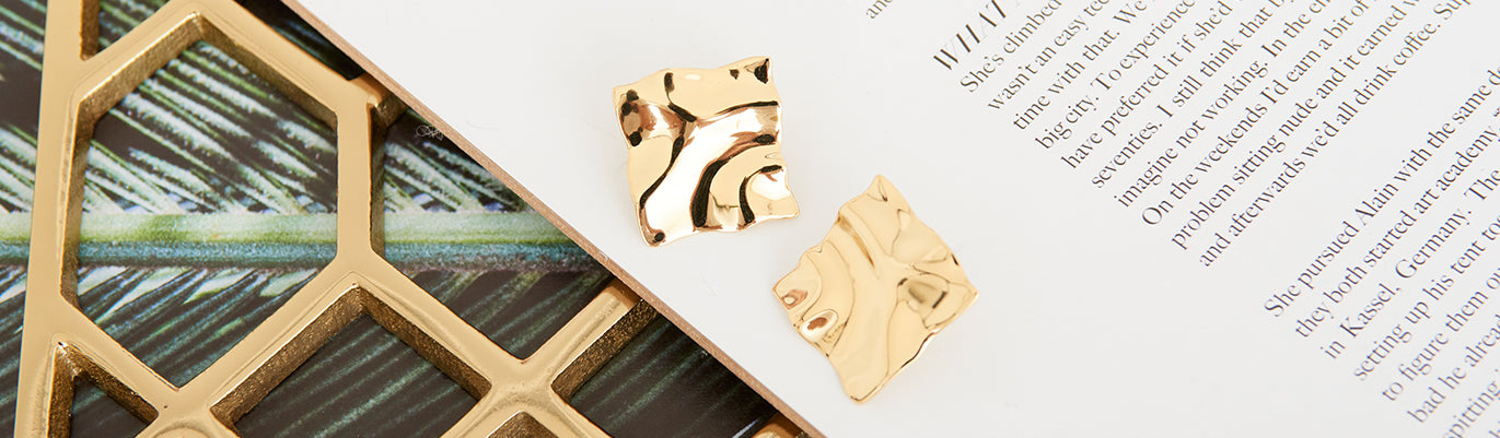 Metal Crush Jewellery Collection by Ania Haie