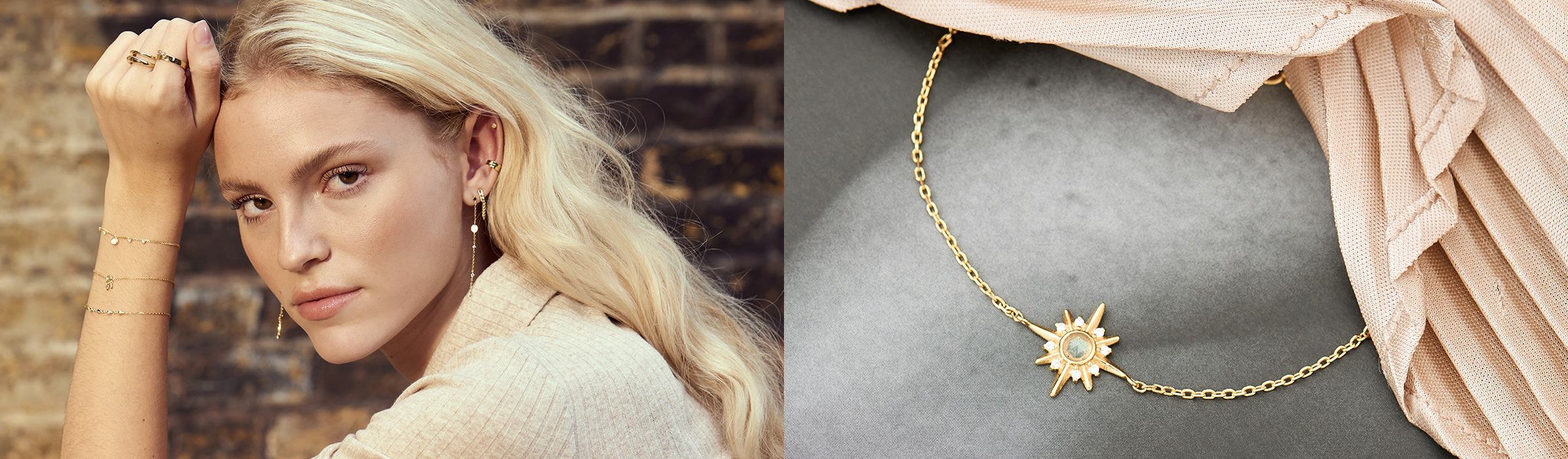 Midnight Fever Jewellery Collection by Ania Haie