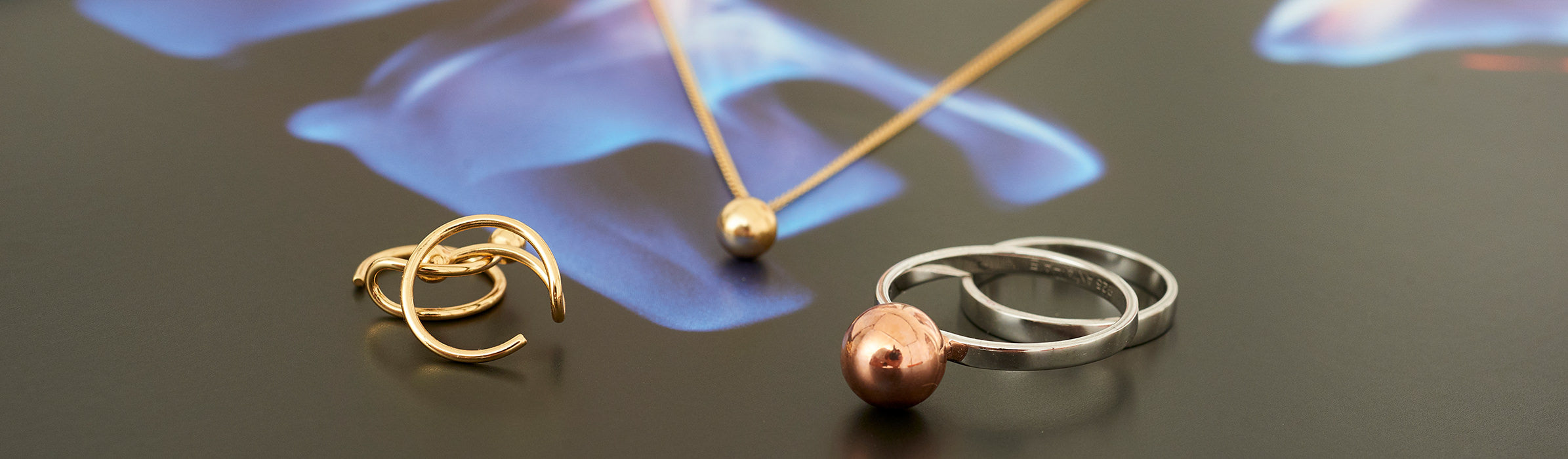 Out of this World Jewellery Collection by Ania Haie