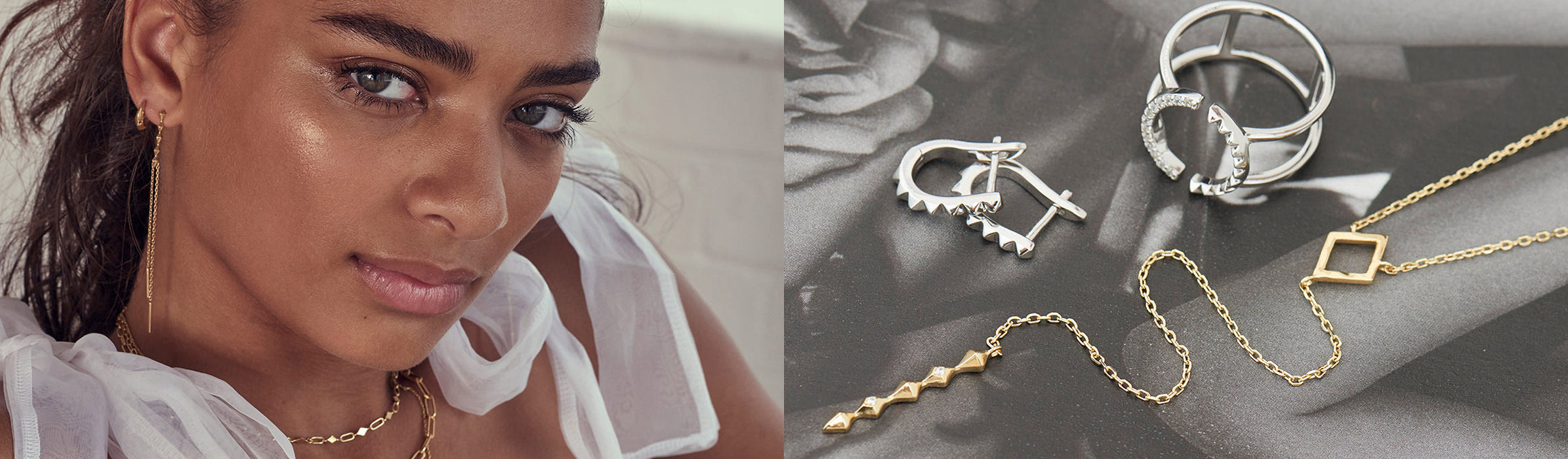 Spike it Up Jewellery Collection by Ania Haie