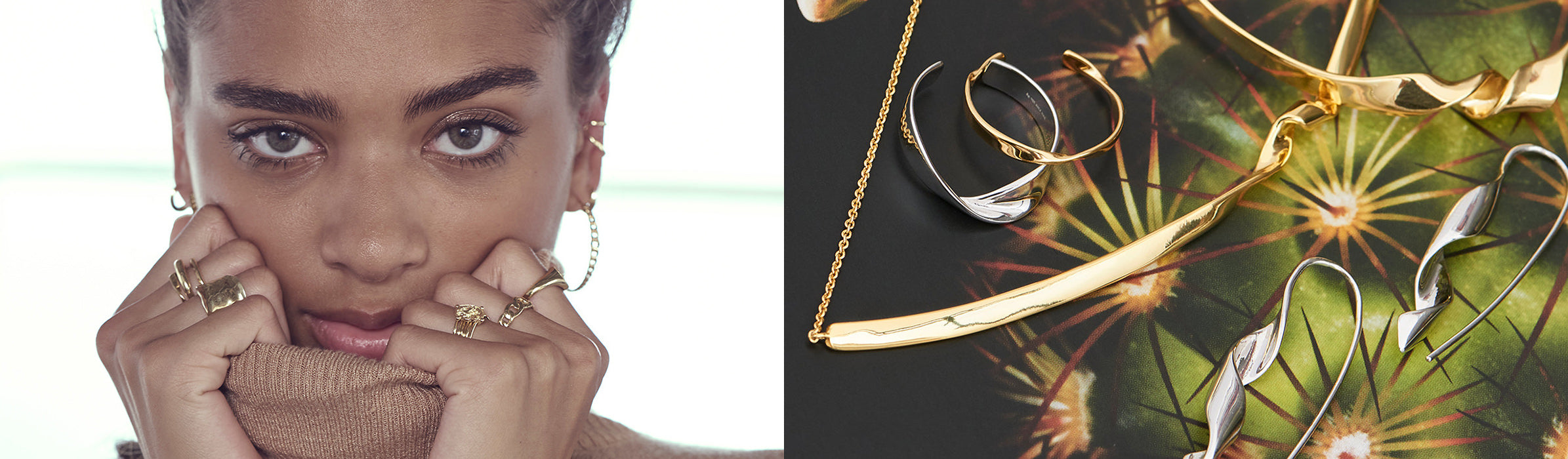 Twister Jewellery Collection by Ania Haie