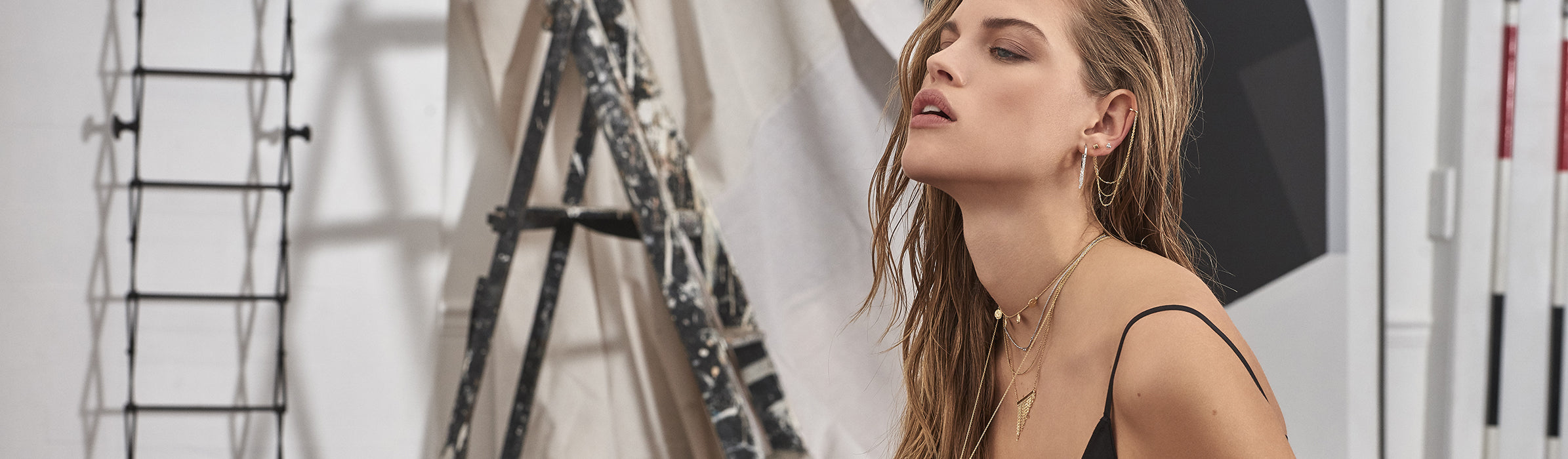 Shimmering Jewellery Style with the Fringe Appeal Collection