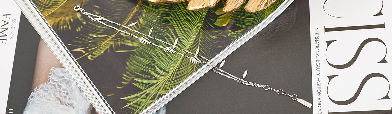 Tropic Thunder Jewellery Collection by Ania Haie