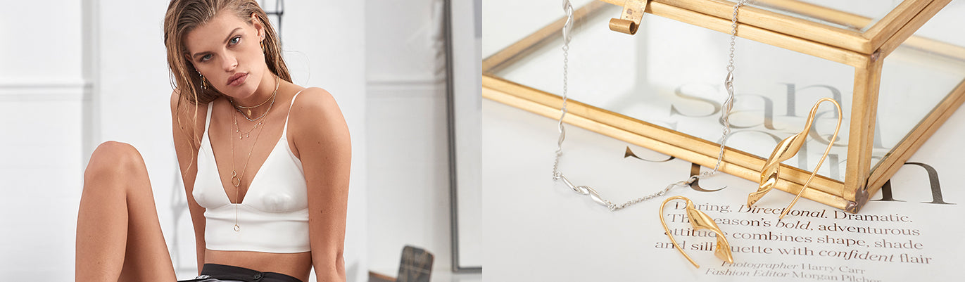 Twister Jewellery by Ania Haie