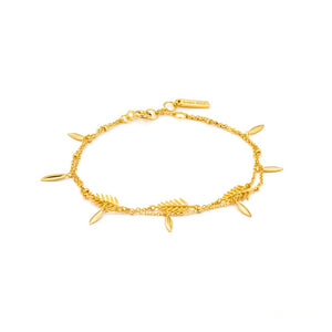Tropic Double Bracelet  - Ania Haie Jewellery
