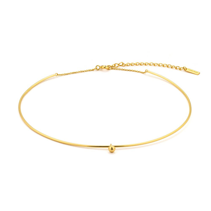 Orbit Solid Choker - Ania Haie Jewellery
