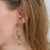 Double Hoop Earrings - Ania Haie Jewellery