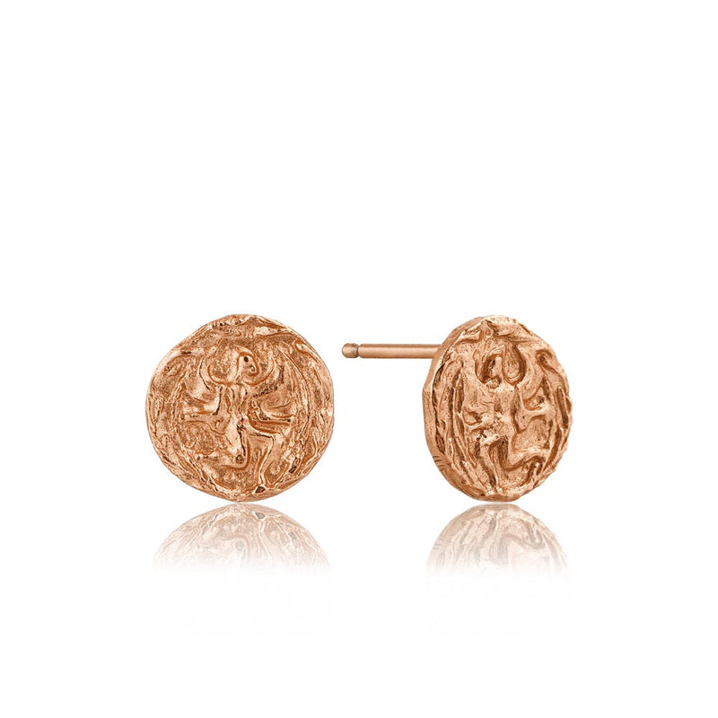 Boreas Stud Earrings - Ania Haie Jewellery