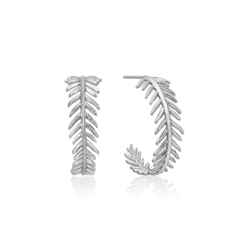 Palm Hoop Earrings - Ania Haie Jewellery