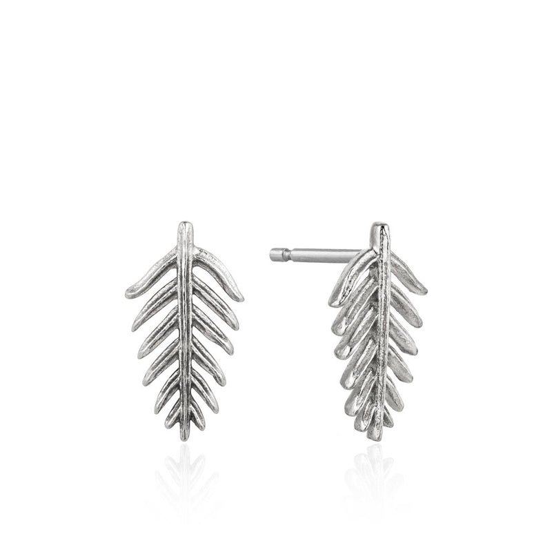 Palm Stud Earrings - Ania Haie Jewellery