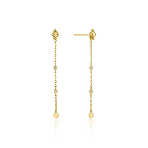 Bohemia Drop Earrings - Ania Haie Jewellery
