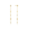 Bohemia Shimmer Drop Earrings - Ania Haie Jewellery
