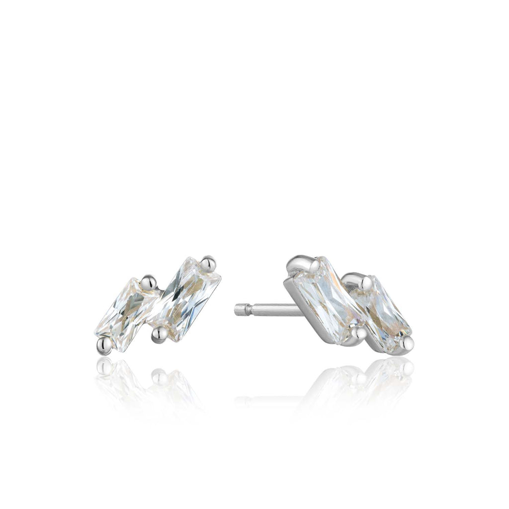 Glow Stud Earrings - Ania Haie Jewellery