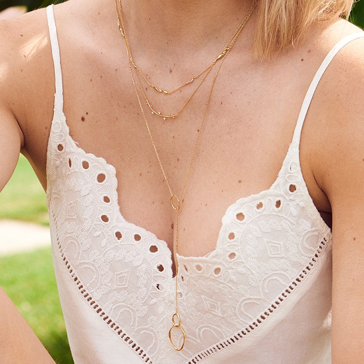"Necklace: Helix 15"" Necklace by Ania Haie Australia"