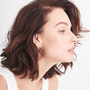 Shimmer Ear Jackets - Ania Haie Jewellery